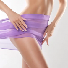 La vulve : ensemble d'organes génitaux externes de la femme